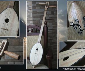 Игиль - тувинский смычковой инструмент